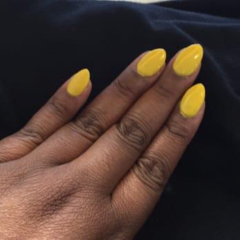 My sunshine gel nails perfect match - Yelp
