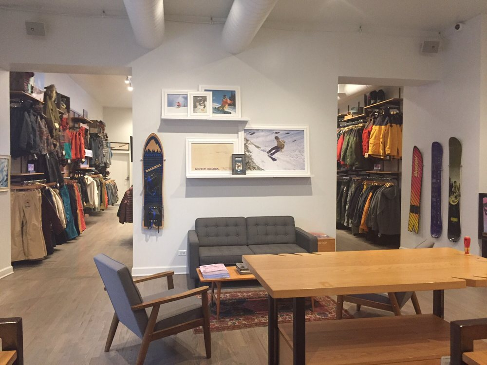 Burton Snowboards: 1563 N Milwaukee Ave, Chicago, IL