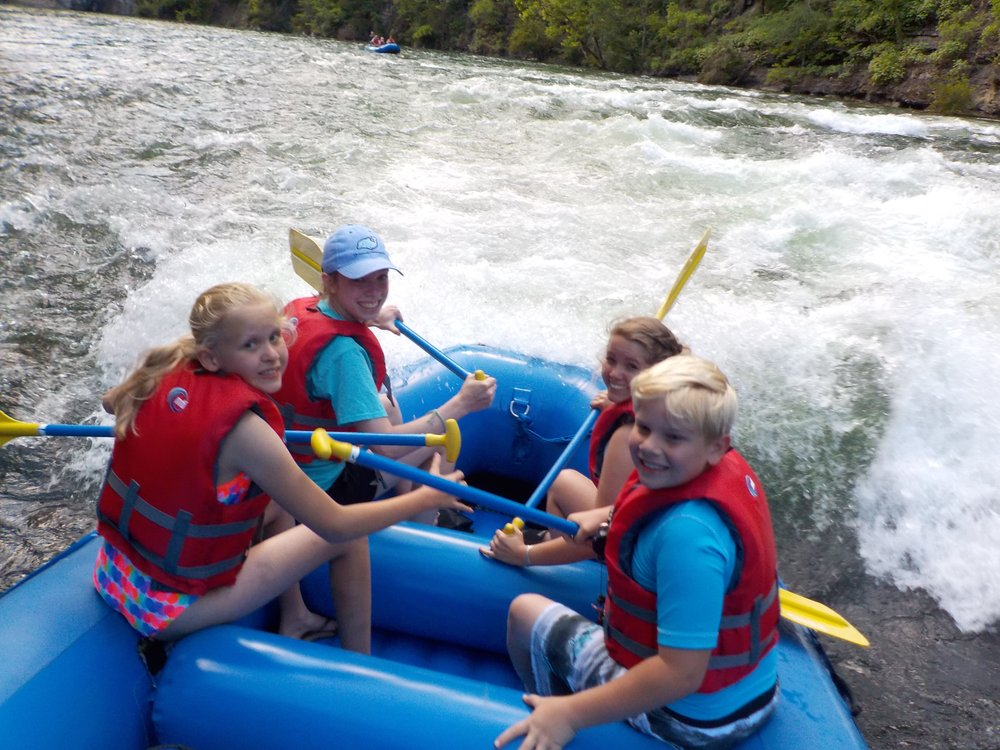 Social Spots from Watauga Kayak Tours & Outfitters