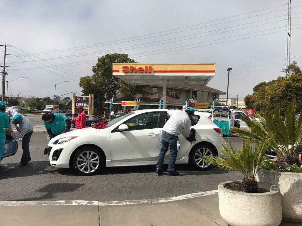Del Rey Car Wash: 810 Canyon Del Rey Blvd, Monterey, CA