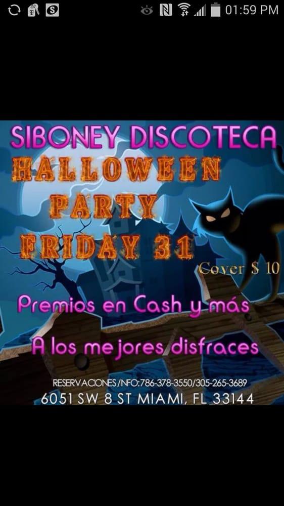 Siboney Discoteca: 6051 SW 8th St, Miami, FL