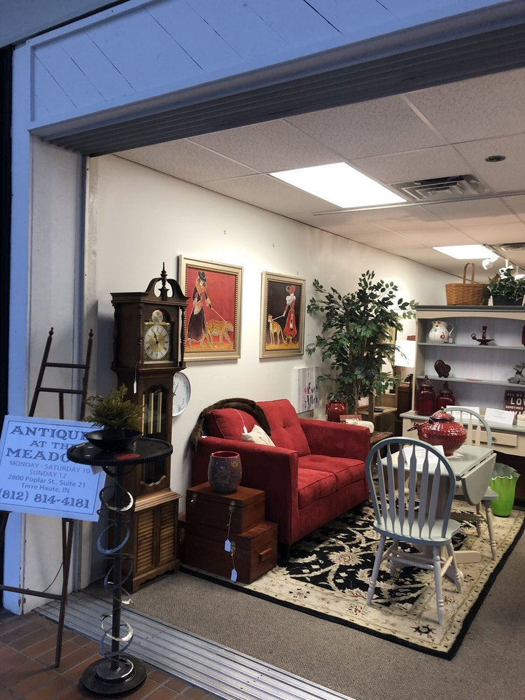 Antiques at the Meadows: 2800 Poplar St, Terre Haute, IN