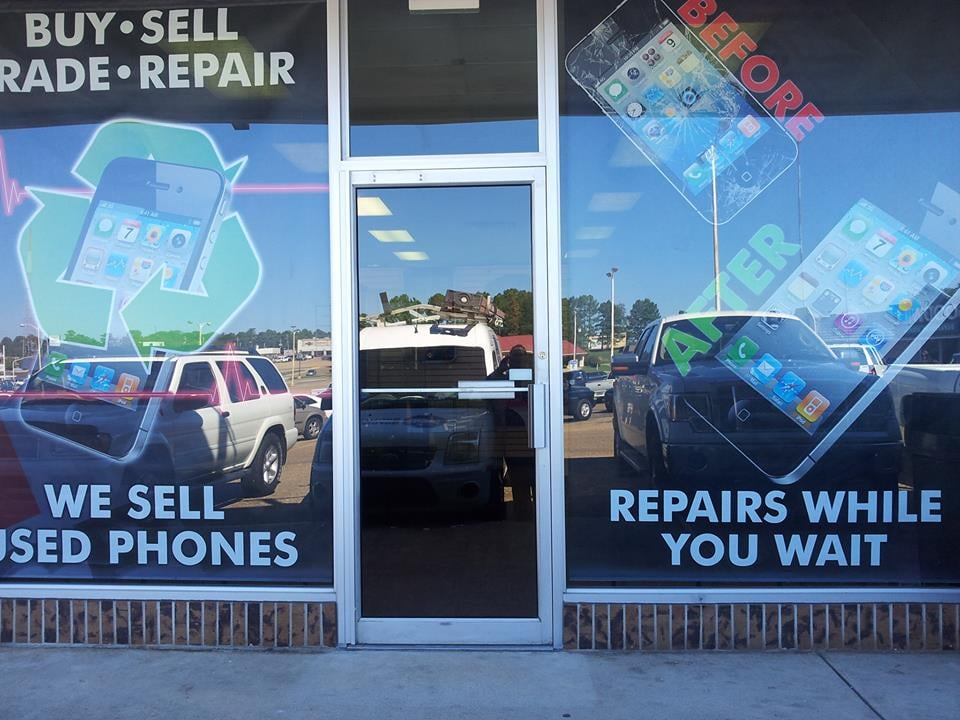CPR Cell Phone Repair El Dorado: 1920 N Wt Ave, El Dorado, AR