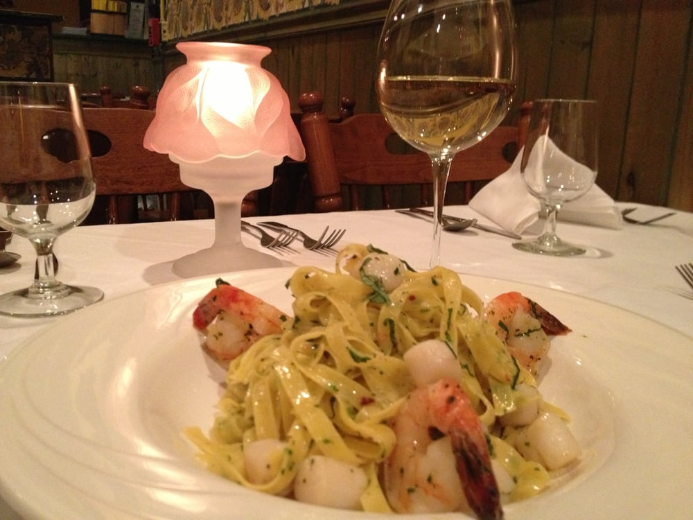 Lucia Italian Restaurant Newport Ri