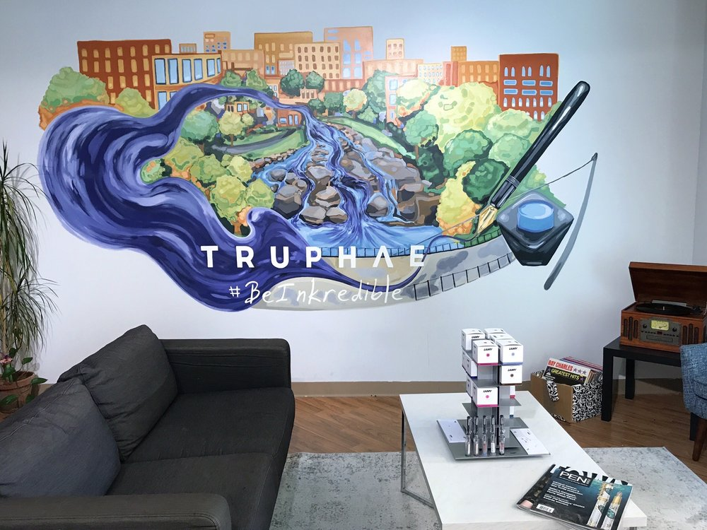 Truphae - Fountain Pens, Ink and Accessories: 550 S Main St, Greenville, SC