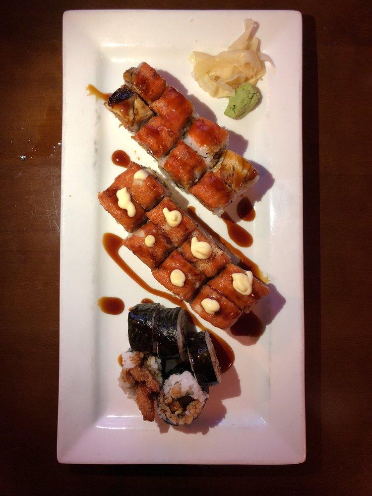 Hokkaido Sushi: 233 Granby St, Norfolk, VA
