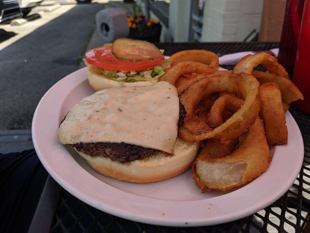 Burger Girl Diner