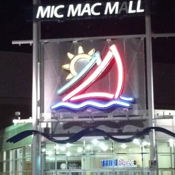 Mic Mac Mall Shoe Stores