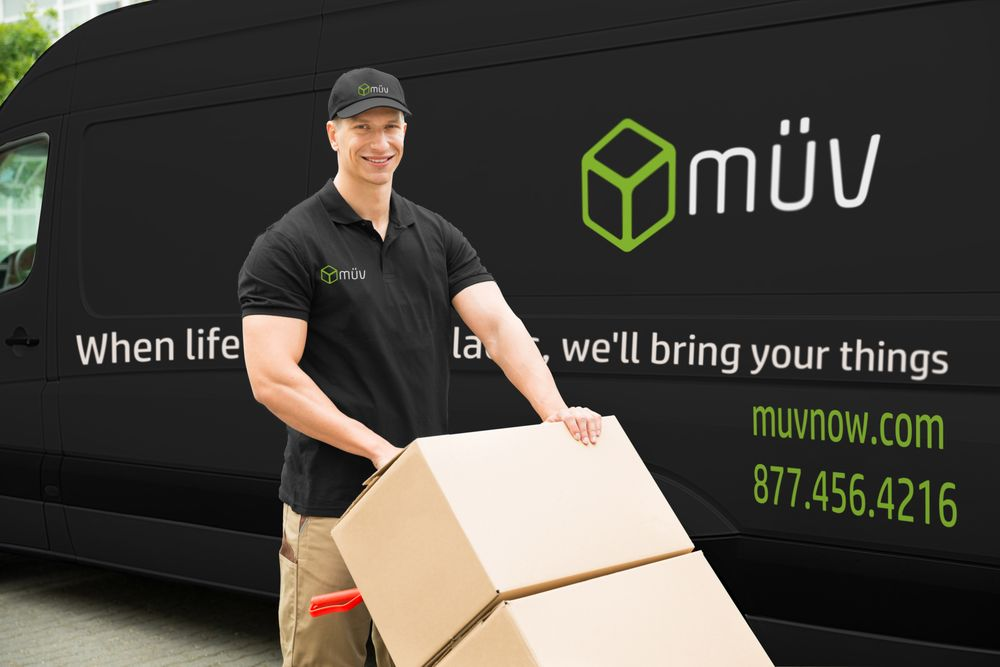 müv - Home & Office Movers: 401 E Jackson St, Tampa, FL