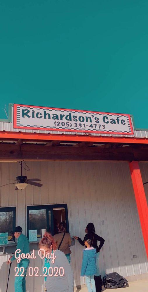 Richardson Cafe: 900 Hillcrest School Rd, Tuscaloosa, AL