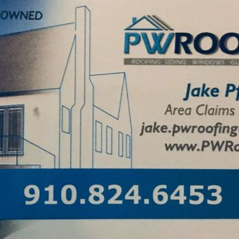 Pw Roofing 13 Photos Roofing Fayetteville Nc Phone Number