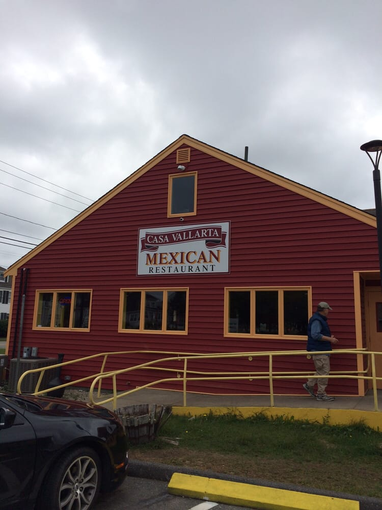 Mexican Restaurants Near Falmouth Ma