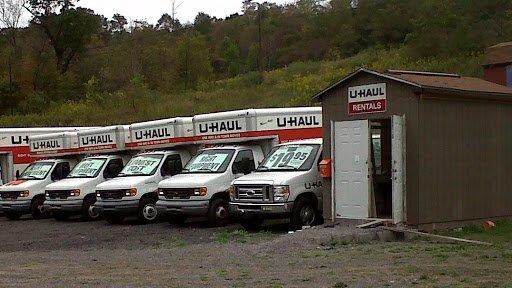U-Haul Neighborhood Dealer: 15800 National Hwy SW, Cumberland, MD