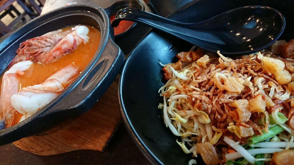 Wah Kee Big Prawn Noodle