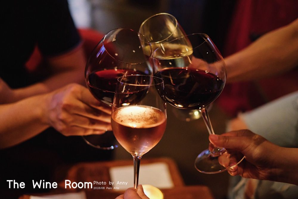Social Spots from The Wine Room