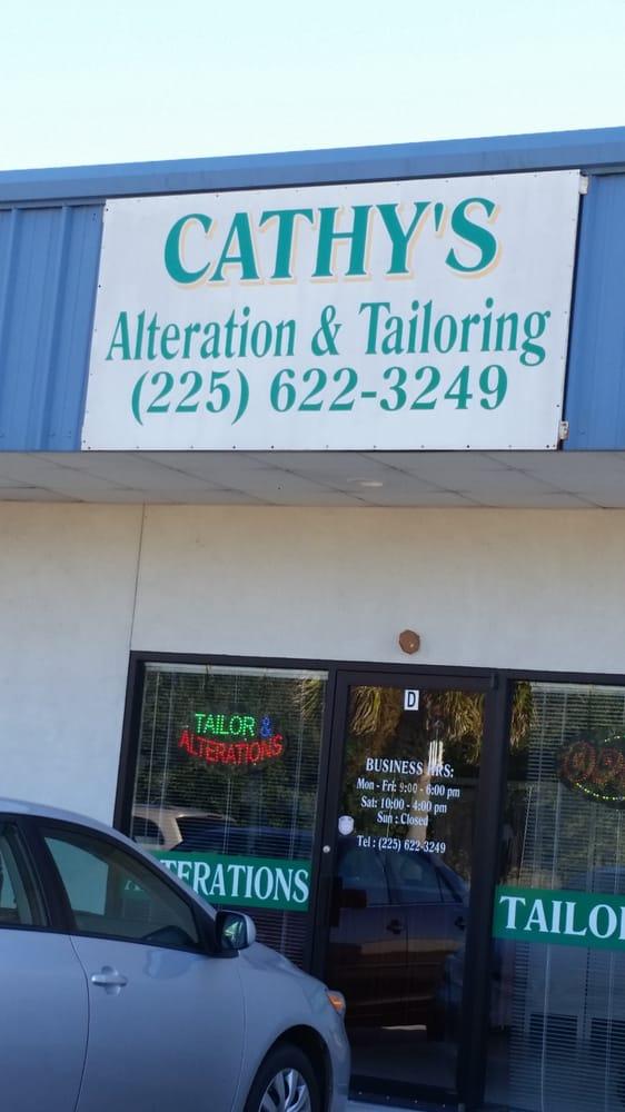 Cathy's Alterations: 14434 Hwy 44, Gonzales, LA