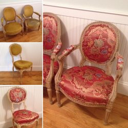 Photo Of MK Upholstery   Randolph, MA, United States. Antique French  Provincial Dining