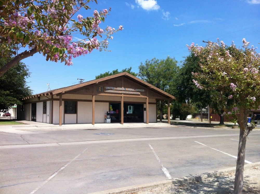 US Post Office: 25660 Scaggs Ave, Tranquillity, CA