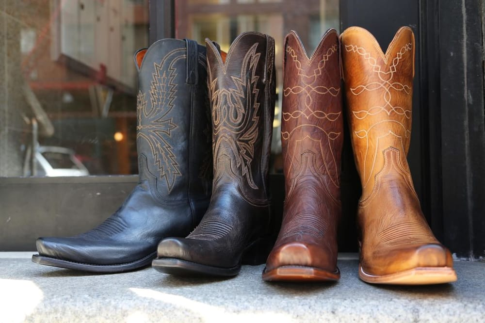 28b20538a4e Lucchese 1883 Boots - Yelp