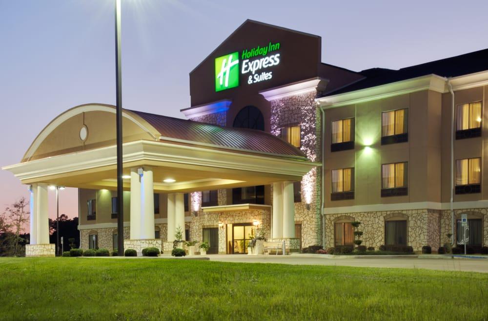Holiday Inn Express & Suites - Center: 143 Express Blvd, Center, TX