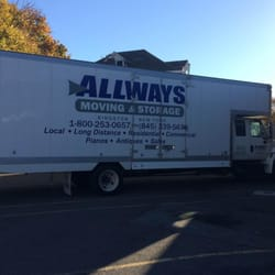 Photo Of Allways Moving U0026 Storage   Kingston, NY, United States