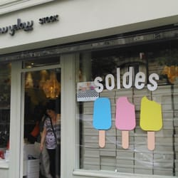 68b328c76ba1d9 Mellow Yellow - Shoe Stores - 32 rue Turbigo, Arts & Métiers ...