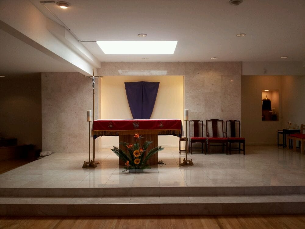 St Bridget Chinese Catholic Church 羅省華人天主堂 | 510 Cottage Home St, Los Angeles, CA, 90012 | +1 (323) 222-5518