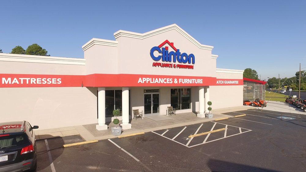 Clinton Appliance & Furniture: 401 Northeast Blvd, Clinton, NC