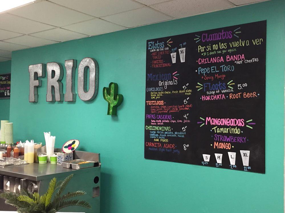 Frio Mexican Treats: 131 W Wisconsin Ave, Appleton, WI