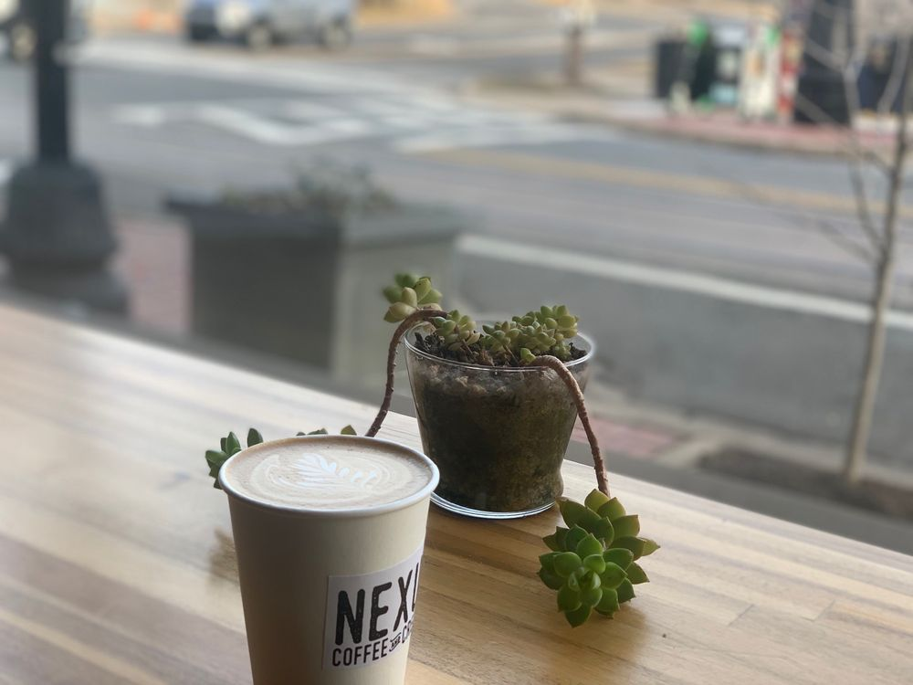 Social Spots from Nexus Coffee and Creative