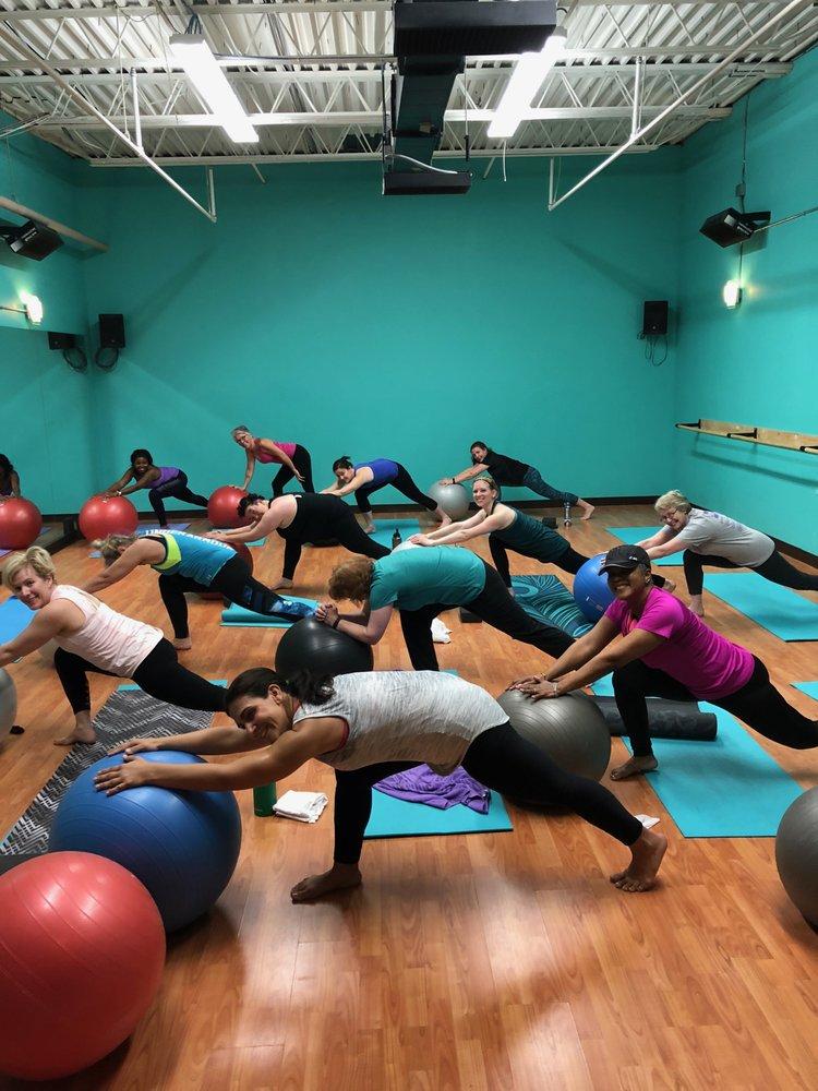 Social Spots from Club Fitness