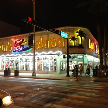 Alvin S Island  Tropical Department Stores