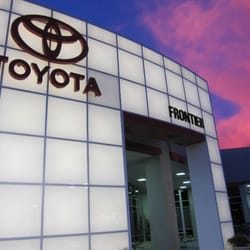 Photo Of Frontier Toyota Valencia Ca United States