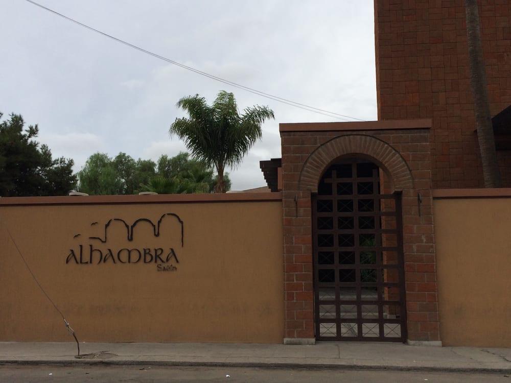 Alhambra sal n de eventos locales para eventos av for Eventos plaza del sol