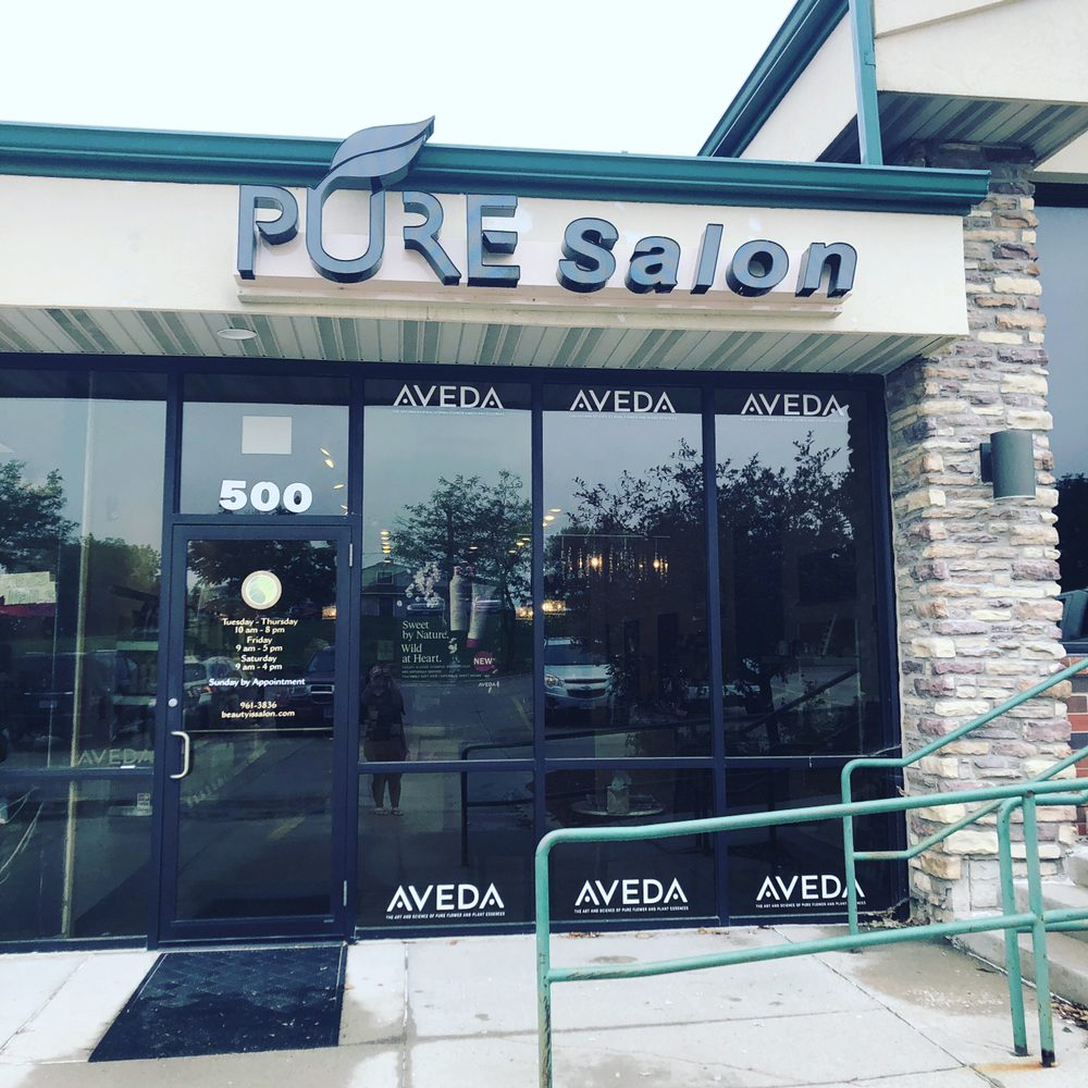 Pure Aveda Salon: 1709 N Jefferson Way, Indianola, IA