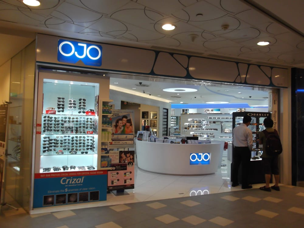 Ojo Optometry Eyewear Opticians 10 Tampines Central 1 Singapore Phone Number Yelp