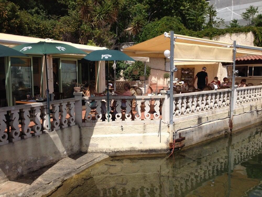 Hippocampe Restaurant Marseille Estaque