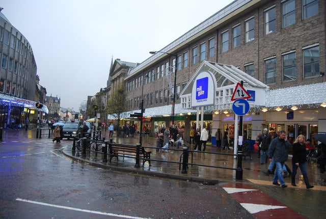 Millgate Shopping Centre
