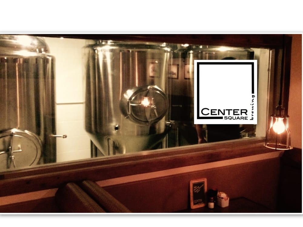 Center Square Brewing: 1 Center Square, Abbottstown, PA