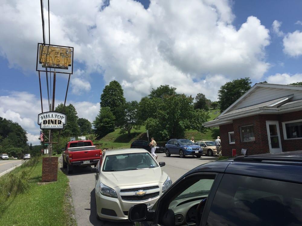 Hilltop Diner: 6759 Webster Rd, Cowen, WV