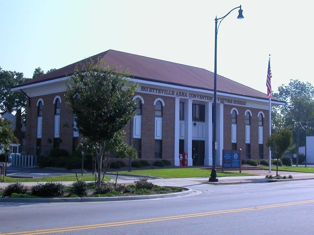 Fayetteville Area Convention & Visitors Bureau - Travel ...