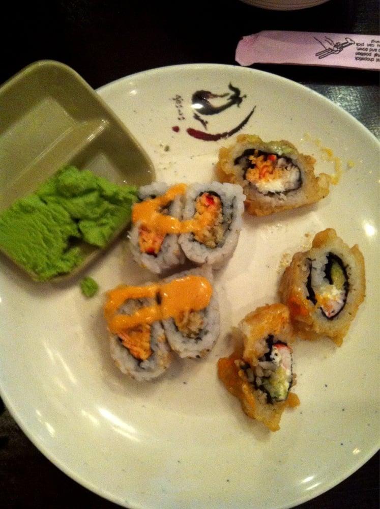 Authentic sushi part 3 5