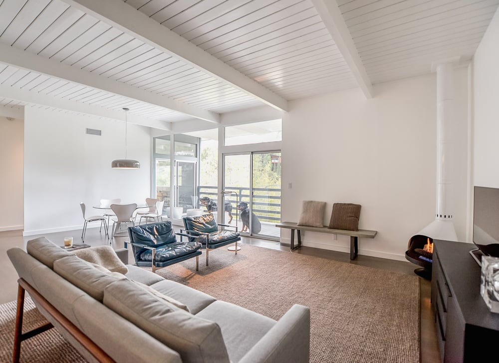 Fireplace Design fireplace etc : remodeled living room, malm fireplace, etc - Yelp