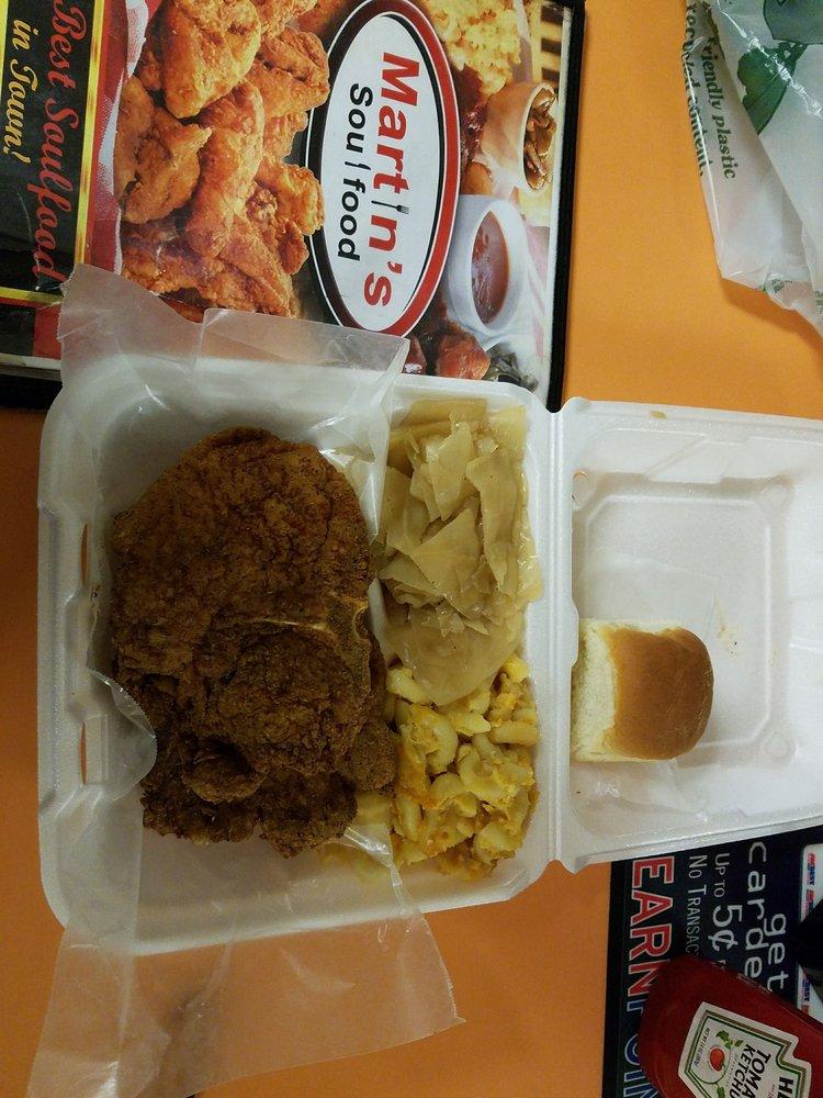 Martin's Soul Food