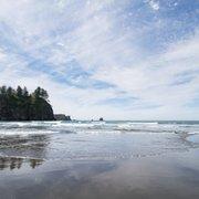 Photo Of Second Beach La Push Wa United States