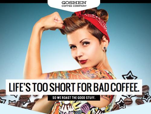 Goshen Coffee Company: 206 E Linden St, Edwardsville, IL
