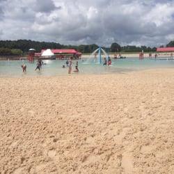 Photo Of The Beach At Clayton Cnt Int Pk Jonesboro Ga United States