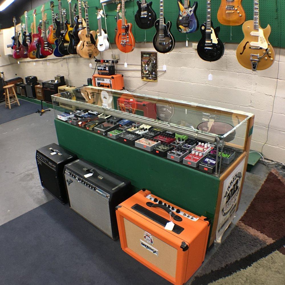 Adirondack Guitar: 3 Lafayette St, Hudson Falls, NY