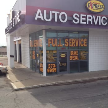 Auto Service Near Me >> Calvert S Express Auto Service Tire 15 Reviews Auto