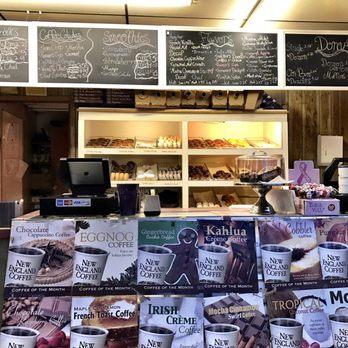 Donut Cafe Worcester Ma Menu